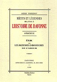 L'histoire de Bayonne - 4e fascicule