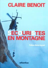 Secouristes en montagne