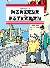Les aventures de Manzana et Patxaran