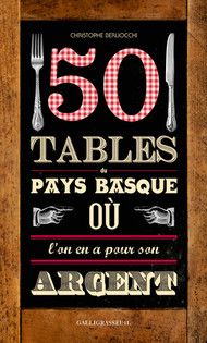 50 tables du Pays basque où l