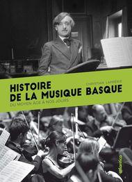 Histoire de la musique basque